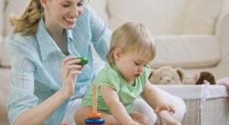 Как изучать цвета с ребенком