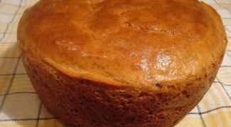 Как выпекать ржаной хлеб в хлебопечке