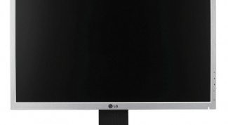 How to flash LG monitor