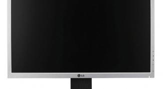 Как прошить монитор LG