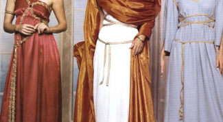 How to make a Greek costume
