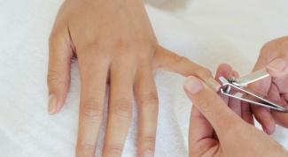 Как нарастить гелевые ногти на типсы
