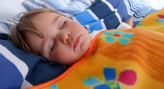 How to knit a blanket for the baby