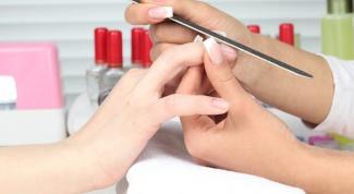 Как удалить акриловые ногти