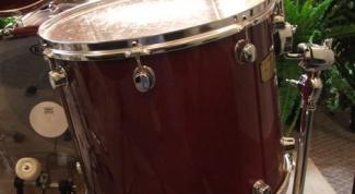 Как создать барабанную партию