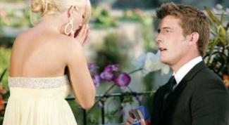 Как сделать романтично предложение
