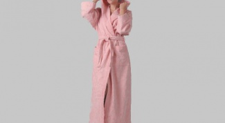 How to determine the size of the Bathrobe