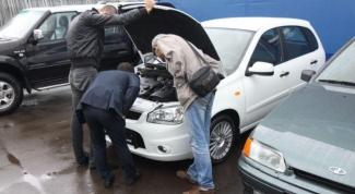 определить стоимость подержанного автомобиля