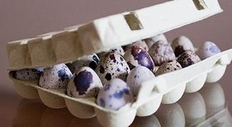 Как определить свежесть перепелиного яйца