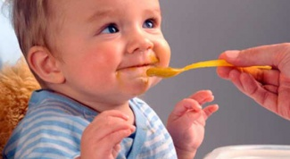 How to gain weight baby food