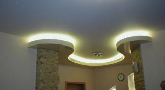 Как вывести желтые пятна с потолка