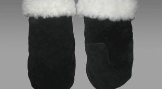 Как выбрать рукавицы меховые