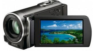 Как выбрать видеокамеру Sony