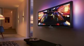 Как крепить ЖК-телевизор на стену