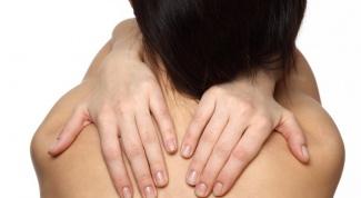 Как лечить сыпь на спине
