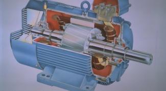 Как подключить конденсаторы к двигателю