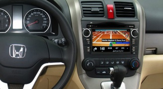 How to enter radio code in a Honda CR-V
