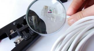 Как обжать провода для сети