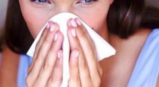 Как избавиться от жжения в носу