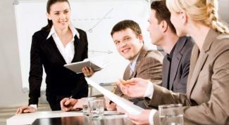 Как написать характеристику менеджера