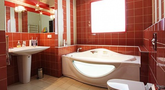 How to lay tile in a bathroom where to start