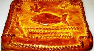 Как испечь румяный пирог