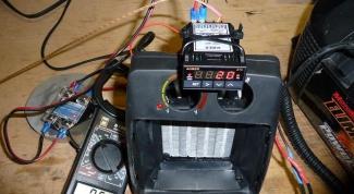 Как сделать обогреватель 12 вольт