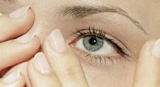 Как избавиться от сухости глаз