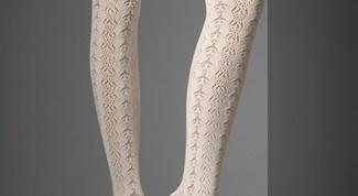 Как скрыть худые ноги