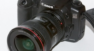 How to repair SLR Canon