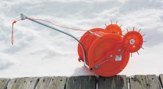 Как ставить рыболовные сети зимой