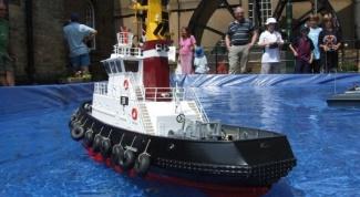 Как сделать радиоуправляемую модель катера