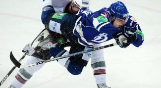 Как делать хоккейные финты