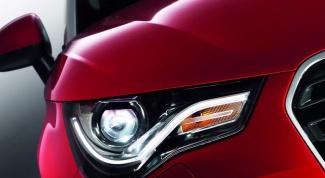Как отрегулировать свет на автомобиле