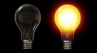 Как выкрутить лампочку