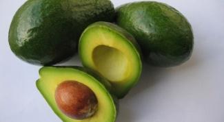 Как есть авокадо сырым