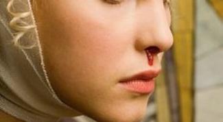 Как быстро остановить кровотечение