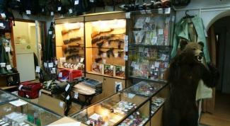 Как открыть магазин охоты