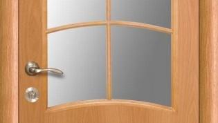 Как удалить пятна ламинированной двери