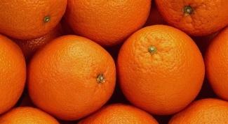 Как отличить апельсин от мандарина