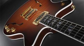 Как играть на электрической гитаре