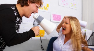 How to behave in conflict situations