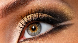 Как визуально расширить глаза