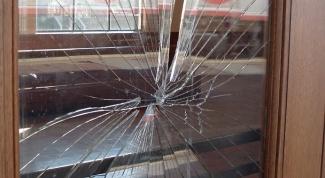 Как вытащить стекло
