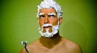 Как наносить гель для бритья