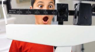 Как заставить ребенка похудеть