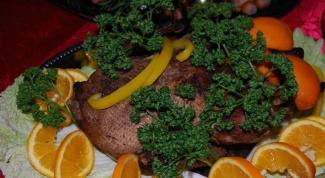 Как приготовить утку, фаршированную гречкой