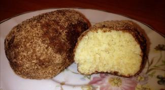 Как делать пироженое