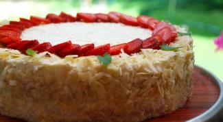 Как покрыть торт желе