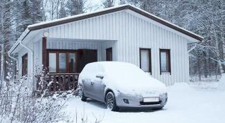 Как облегчить запуск двигателя в мороз